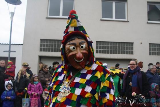 Königsteiner Narrenclub - Fleckenkostüme - Fußgruppe