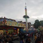 The Bleiche in Oberursel during Brunnenfest on Friday, 20th May, 2016