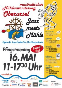 Jazz meets Mühle 2016