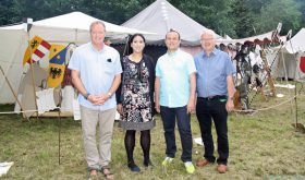 One weekend, two festivals, three Mayors