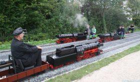 Oberursel will soon have a steam railway again