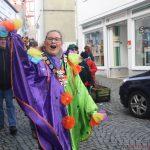 Rathaussturm 2018 - Strackgasse