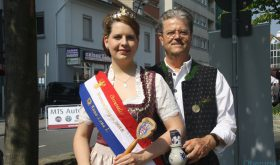 This weekend is Brunnenfest