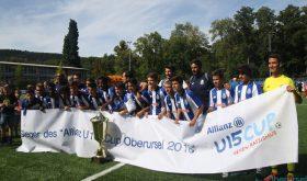 FC Porto win Allianz U15 Cup