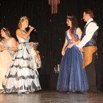 Nicole II. (Bad Homburg) with Pia I. and Mathias