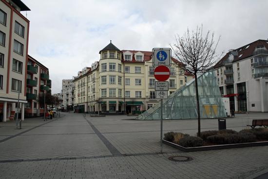 Epinayplatz in Oberursel