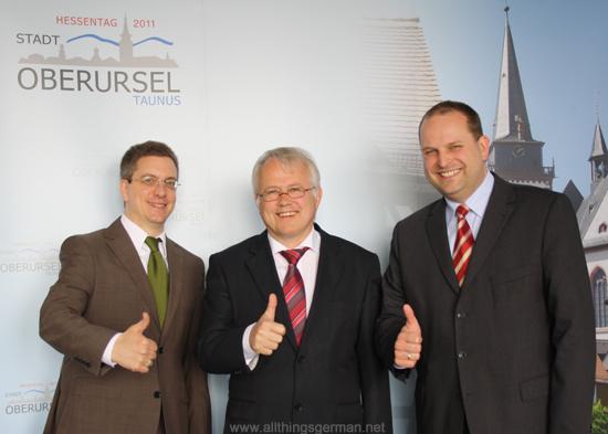 Christof Funk - Hans-Georg Brum - Thorsten Schorr