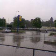 Rain every day
