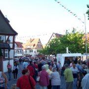 A visit to the Oberurseler Brunnenfest