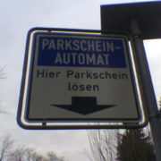 Parking charges in Oberursel