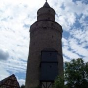 The Hexenturm in Idstein