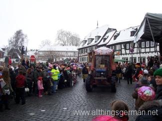 Oberursel Karnevalsumzug 2010