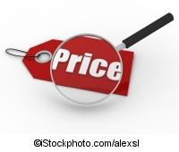 Price tag - ©iStockphoto.com/alexsl