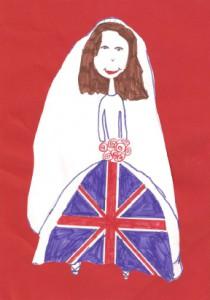 BCT Royal Wedding Card