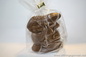 Schokolade Osterhase