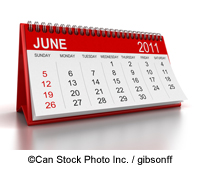 June 2011 - ©Can Stock Photo Inc. / gibsonff