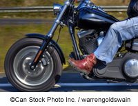 Motorbike - ©Can Stock Photo Inc. / warrengoldswain