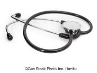 Stethoscope - ©Can Stock Photo Inc. / kmitu