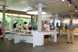 Taunus Informationszentrum (TIZ) - the exhibition