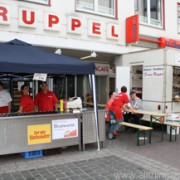 Ruppel in the Vorstadt at the Hessentag