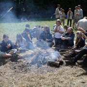 International Scout Camp at the Hessentag