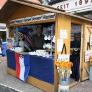 Oberursel Souvenirs at the Hessentag