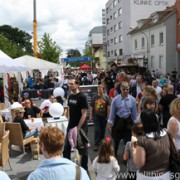 430,000 visitors at the first Hessentag weekend