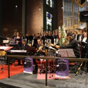 Gospel and Jazz in the Liebfrauenkirche during the Hessentag