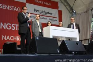Dr. René Heinen with Thomas Gambichler, Gülsah Bayram, Hilary Peacock and Hansjörg Schlegel