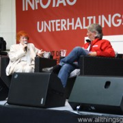 Jutta W. Thomasius at the Hessentag