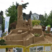 Eppstein Castle at the Hessentag