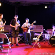 Jazz Meeting at the musikhalle portstrasse