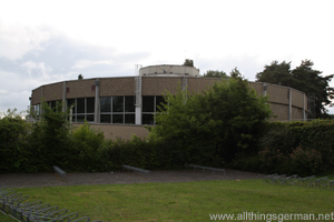 Oberursel's old swimming pool building