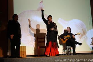 Pure flamenco!