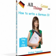 How to write a German CV – now on Kindle
