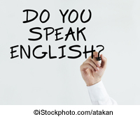Do you speak English? - ©iStockphoto.com/atakan