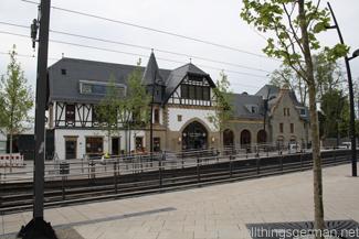 Oberursel Station May 2012