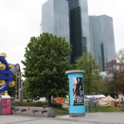 Important travel information for Frankfurt am Main 16th – 20th May