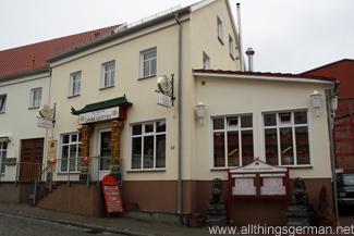China Garten Restaurant in Bergen auf Rügen