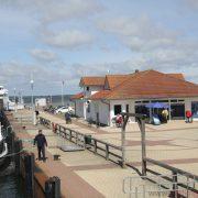 Schaprode harbour