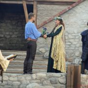 Klaus and Tettas's (Bianca Warnek) Wedding