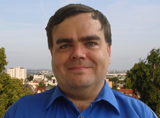 Graham Tappenden in Oberursel