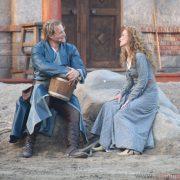 Klaus with Selma (Sina-Valeska Jung)