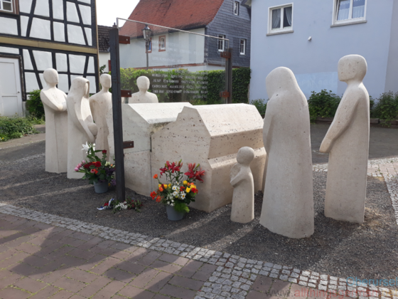 Opferdenkmal, 8th May, 2020