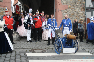 Rathaussturm in Oberursel on Saturday, 15th February, 2020