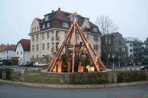 Weihnachtspyramide / Christmas Pyramid / Oberursel 2020