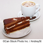 Coffee and Cake - ©Can Stock Photo Inc. / AndreySt