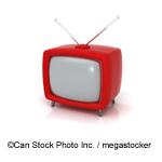 TV set - ©Can Stock Photo Inc. / megastocker