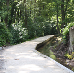 The Mühlenwanderweg in Oberursel
