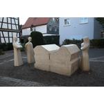 The Victim's Memorial (Opferdenkmal) in Oberursel